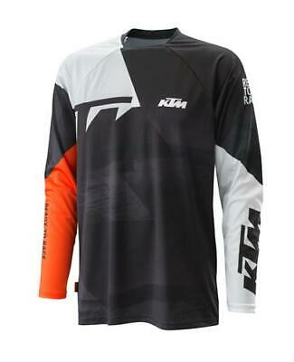NEW KTM POUNCE SHIRT ORANGE JERSEY SIZE XL 2019 3PW1924105