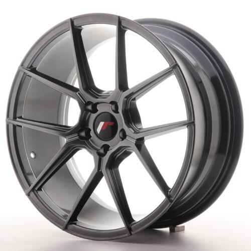 "Un Cerchio in Lega Japan Racing JR30 19/"" x 8,5/"" ET 35 5 x 120 Nero hyper black"