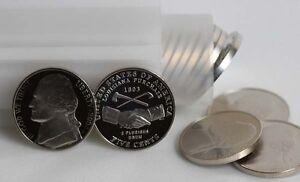 2004 WESTWARD JOURNEY NICKEL COIN SET...UNC /& PROOF...PEACE MEDAL /& KEEL BOAT