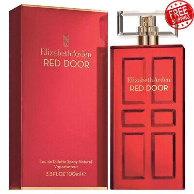 Details about  Elizabeth Arden Red Door 100ml Eau de Toilette Perfume for Women