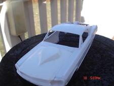 Revell 1/25 68 Ford Mustang Tear Drop Hood Resin Cast