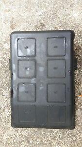 vauxhall astra g mk4 engine bay fuse & relay box cover 09 132 701 | ebay  ebay