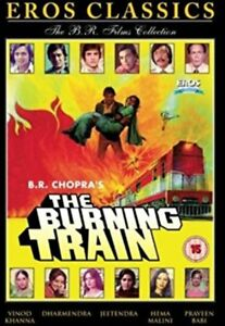 Details about The Burning Train (Hindi DVD) (1980) (English Subtitles)  (Brand New DVD)