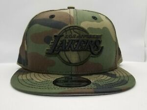 NEW-ERA-9FIFTY-SNAPBACK-HAT-NBA-LOS-ANGELES-LAKERS-CAMOUFLAGE