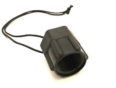DIN Tank Valve Plug Dust Cap Cover Male Protector Hardened Plastic Scuba Dive