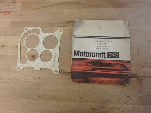 NOS 1973 FORD MUSTANG TORINO 351 C 4V CARBURETOR BASE GASKET D3ZE-9447-AB
