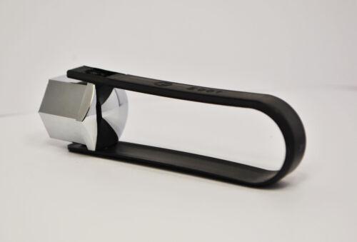 20 X 17mm hex Rueda de la aleación Tuerca Tornillo Cubre Cromado herramienta de eliminación de Citroen C3 picas