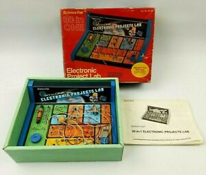 Vintage-Radio-Shack-Science-Fair-30-In-One-Electronic-Projects-Lab-No-28-161