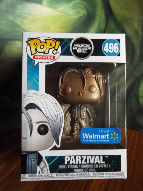 Buy Funko Pop Movies Ready Player One Parzival 496 Bronze Walmart
