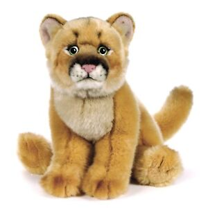 Webkinz-Signature-Cougar-New-and-Unused-with-Tags-Endangered-Species-Series