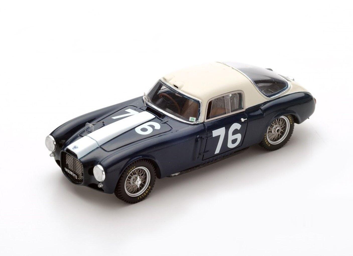 SPARK Lancia D20  76 Winner Targa Florio 1953 Umberto Maglioli  43TF53 1 43