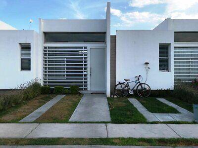 Casa en renta en Aguascalientes, una planta,  zona sur, Fracc. Barlovento (Rancho Santa Monica)