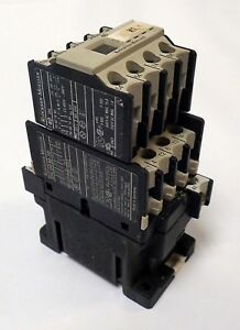 Details about KLOCKNER-MOELLER DIL00M-10 CONTACTOR VDE 0660 20A w/40 DIL  AUX CONTACTOR TESTED
