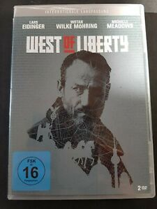 West-of-Liberty-Dvd-Wie-neu-2-Disc-Wotan-Wilke-Moehring-Lars-Eidinger