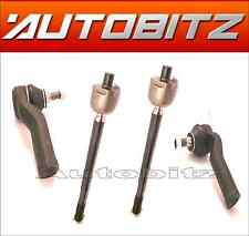 FITS FORD FOCUS MK2 2004-2011 FRONT INNER & OUTER TRACK TIE ROD ENDS L/R