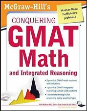McGraw-Hills Conquering the GMAT Math and Integrated Reasoning, 2nd Ed-ExLibrary