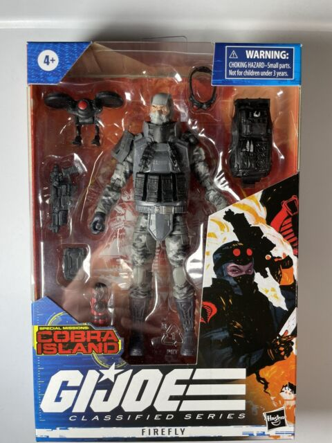 Hasbro G.I. Joe Classified Series Special Missions Cobra Island Firefly