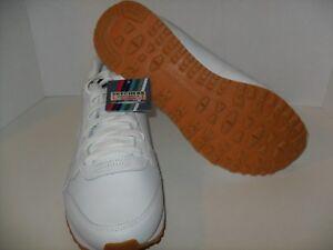 741ac6cd6fe0 52341 WHT Skechers Men s White OG 85 Aitkin Running Shoes US Size 12 ...