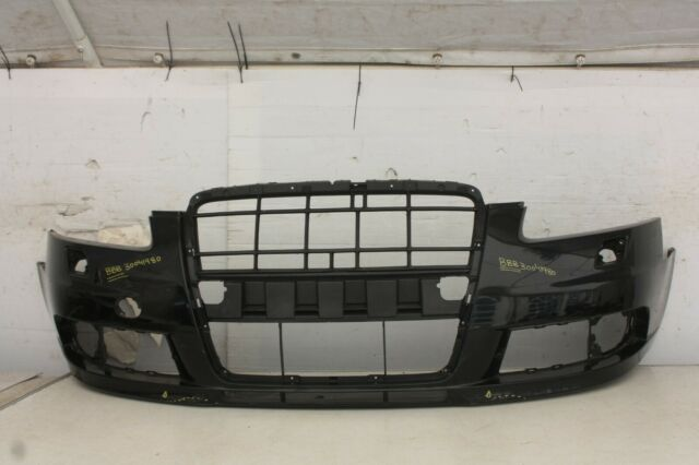 AUDI A6 S LINE FRONT BUMPER 2004 TO 2009 4F0807437AD