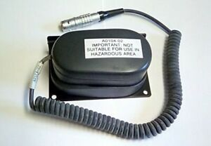 British Army Racal Field Telephone PTC 414 Pack With Adaptors /& Cable RA2000