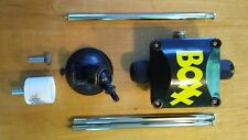 """theBOXX"" TB-1 Fm UHF VHF GMRS APRS SAT Ham Radio portable telescoping dipole."