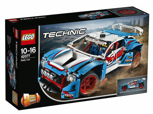 LEGO Technic 42077  (Rally Car 2018)