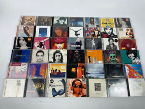 CD-Sammlung-Alben-42-Stueck-Rock-Pop-Hits-siehe-Bilder-u-a-David-Gray