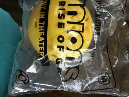 """McDonald's 2020 The Rise of GRU #14 MINIONS TOY /""""SEALED* AT COST !!!!!!!!!!!!!!!"""