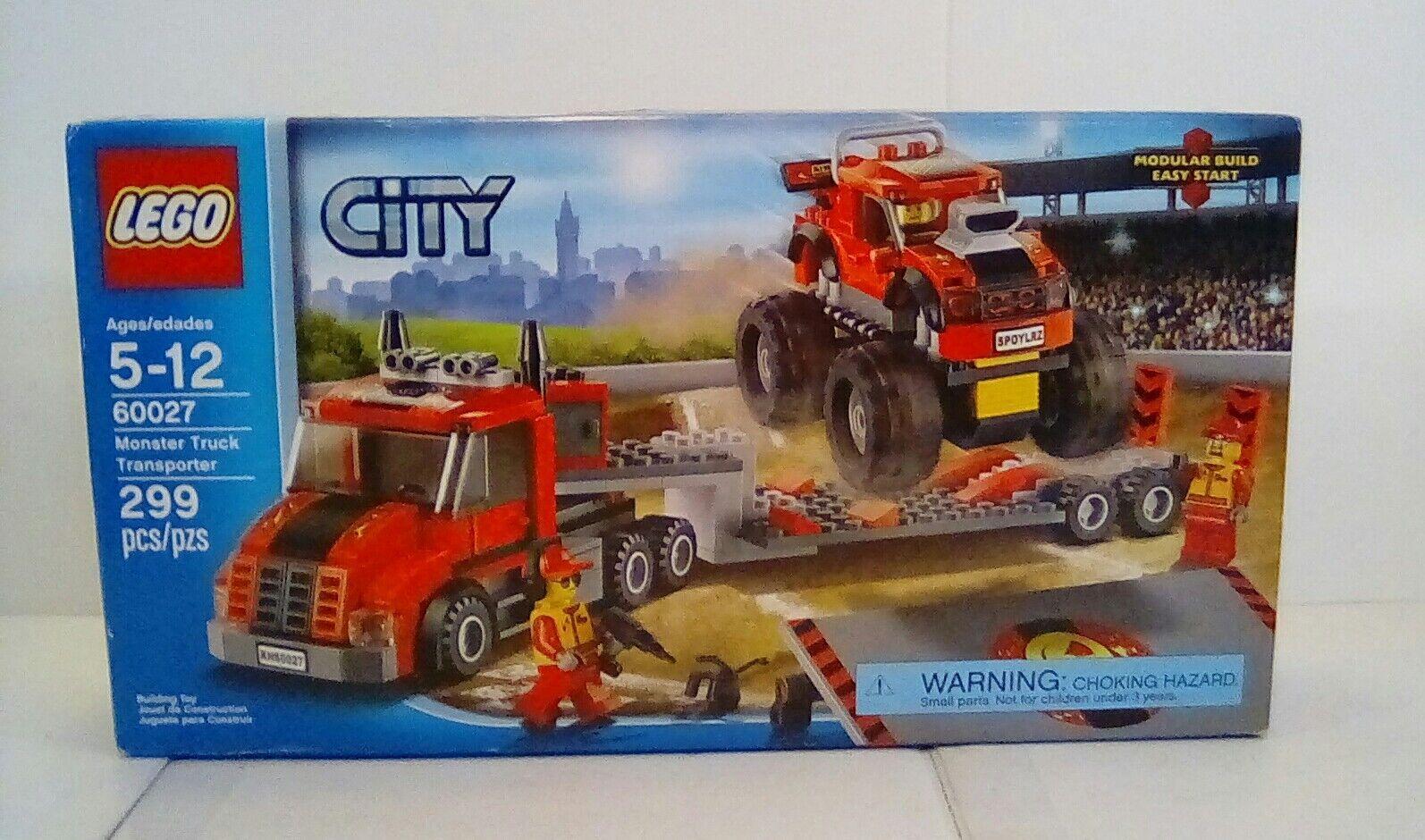 Lego City Camión Transportador (60027)