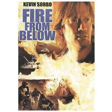 Fire from Below (DVD, 2010)