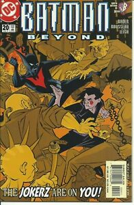 Candide Batman Beyond N° 20 ( 2° Serie ) - Dc 2001 ( Comics Usa ) Excellente Qualité