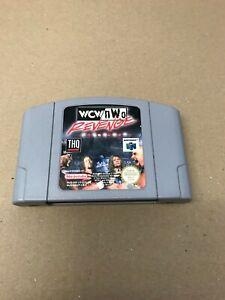 N64 Juego Wcw/nwo Revenge