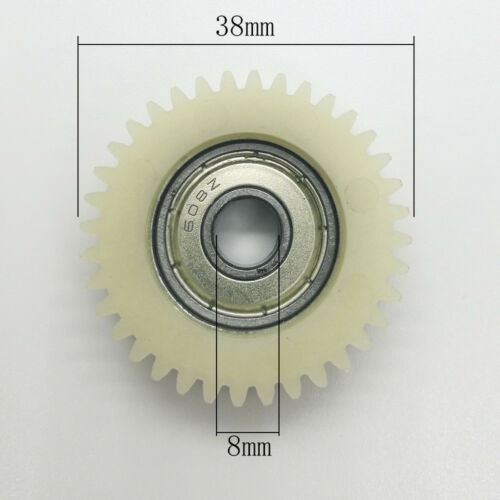 Nylon Seegerring 8mm Ersatzzahnrad für Bafang 250W Motoren 36 Zähne