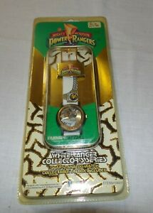Vintage Power Rangers collector series watch - NIP - White Ranger