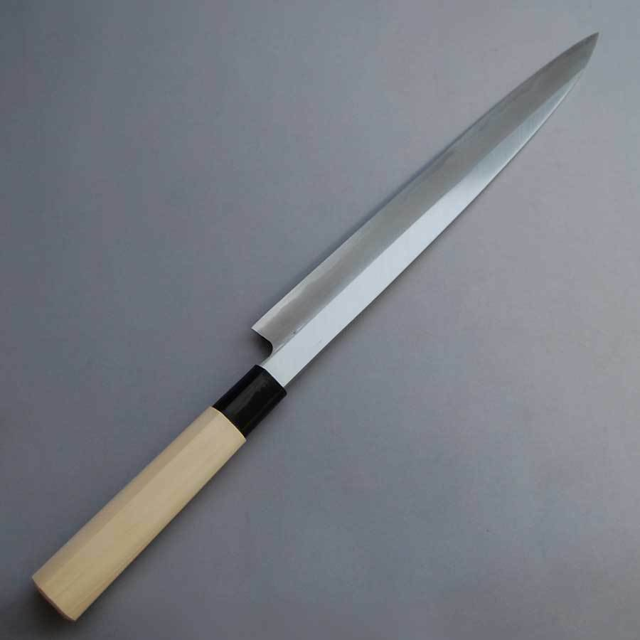 Japanese Sushi Yanagi Knife for Left Hand Ao gami 2gou 210mm Yanagiba Sashimi