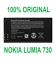 Replacement-Battery-For-Nokia-Lumia-730-BV-T5A-Original-Phone-Battery-With-Tool miniature 1