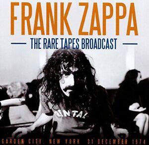Frank-Zappa-The-Rare-Tapes-Broadcast-CD