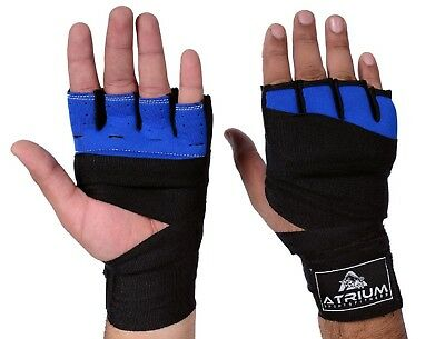 Gloves - Boxing Punctual Atrium Gel Knuckle Guard Mma Boxing Inner Gloves Handwraps Strong Punch Tranning