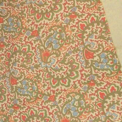 April Cornell Spring Paisley Floral 100 Cotton Table