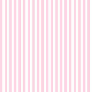 Pink And White Stripe Background Edible Icing Cake Sheet A4