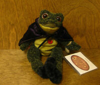Ganz Cottage By Lorraine Chien Cc11116 Lil Prince, From Retail Shore, Frog