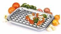 Norpro 274 Broiler Pan And Roast Set 16.5 X 12 Stainless Steel on sale