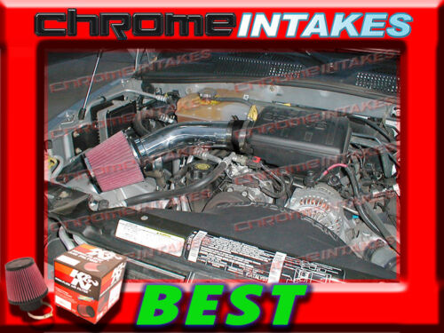K/&N+BLACK RED 2002 2003 JEEP LIBERTY LIMITED//RENEGADE//SPORT 3.7L V6 AIR INTAKE