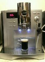 GENERALÜBERHOLT, Kaffeevollautomat, JURA IMPRESSA S9 Avantgarde Profi Cappucc.