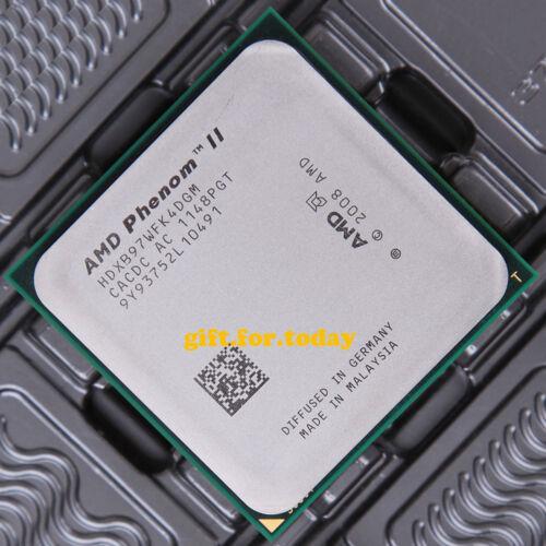 Original AMD Phenom II X4 B97 3.2 GHz Quad-Core (HDXB97WFK4DGM) Processor CPU