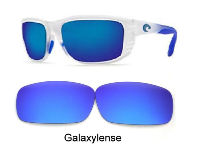 9a4bf52f02c Frequently bought together. Galaxy Anti-Sea Water Lenses For Costa Del Mar  Zane Sunglasses Blue Polarized