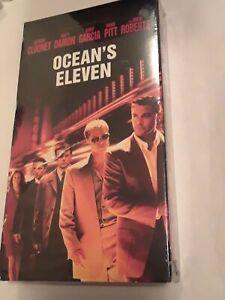 Ocean-039-s-Eleven-VHS-2002-George-Clooney-Matt-Damon-Andy-Garcia-Brad-Pitt-New