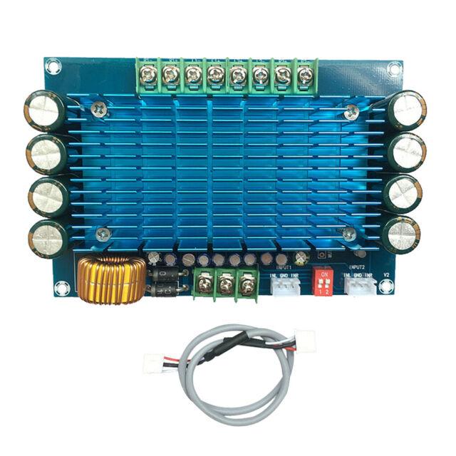 Tda7850 4 Channel Car Audio Amplifier Board Diy Kit 50w For Sale