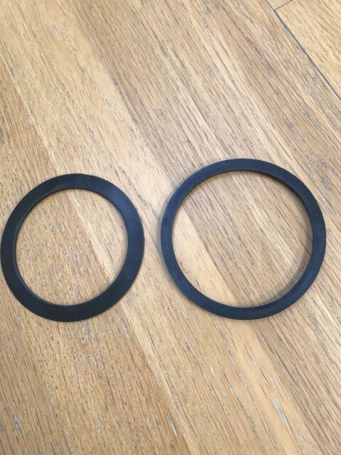 Kitchen Sink Strainer Waste Plug Replacement Seals Only Washer Set