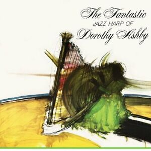 DOROTHY-ASHBY-The-Fantastic-Jazz-Harp-Of-Dorothy-Ashby-CD-1965-Spellbound